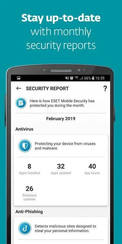 Подробнее про ESET Mobile Security & Antivirus