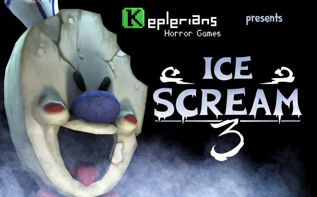 Игровой процесс в Ice Scream 3 на андроид