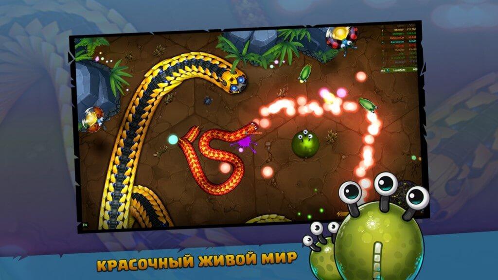 Little Big Snake - увлекательный игровой процесс