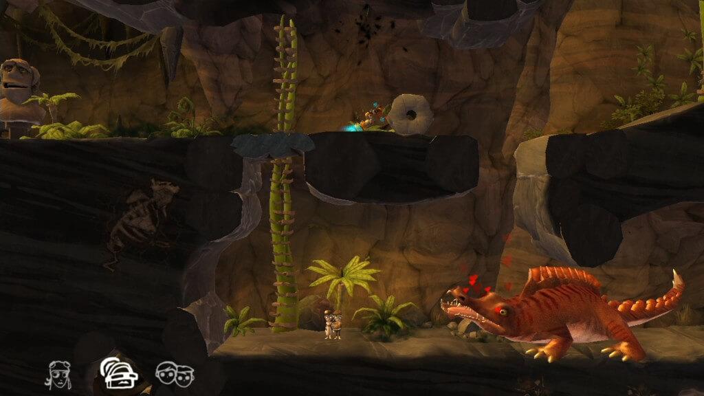 Подробнее об игре The Cave на андроид