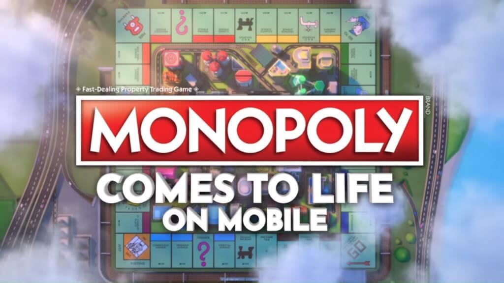 Monopoly на андроид - классическая настольная игра