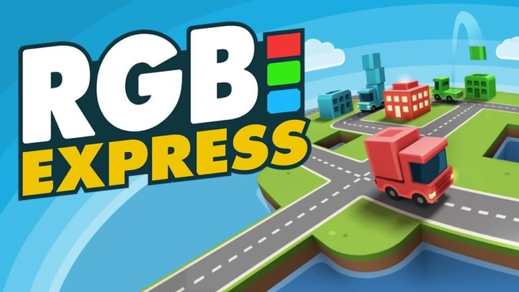 Механика игры RGB Express