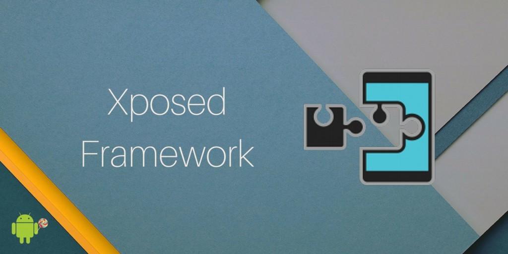 Скриншот Xposed Framework