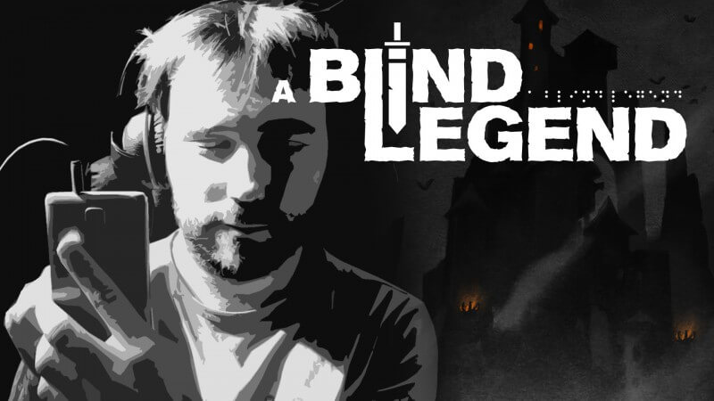 Сюжет игры A Blind Legend
