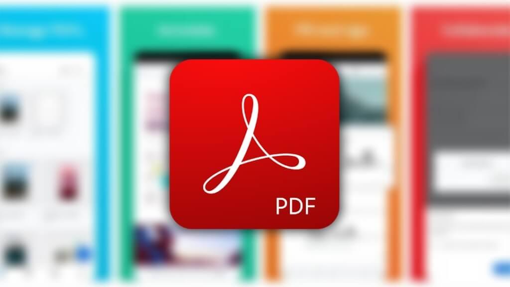Подробнее о программе Adobe Acrobat Reader на андроид