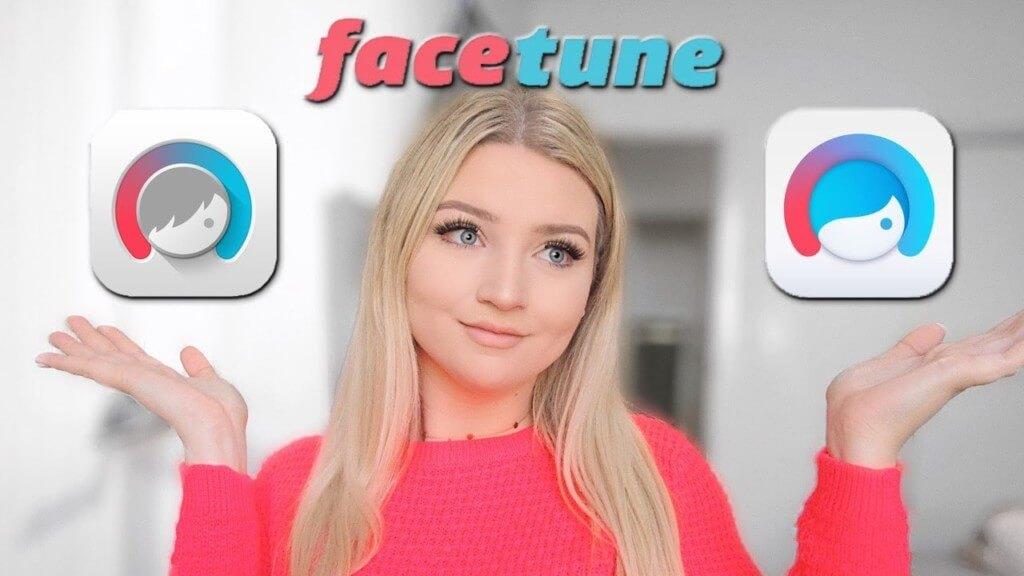 Facetune2 легко использовать