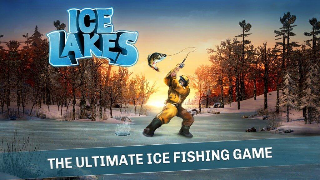 Механика игры Ice Lakes на андроид