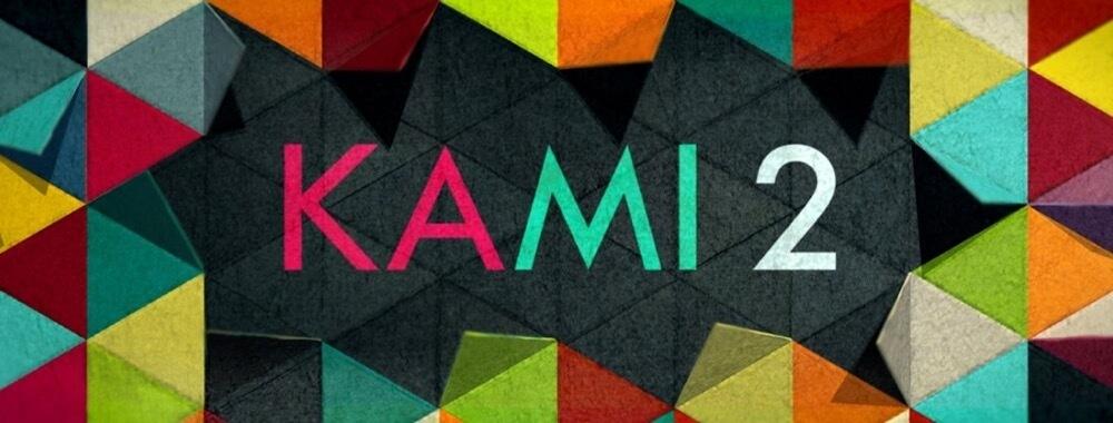 Механика игры KAMI 2