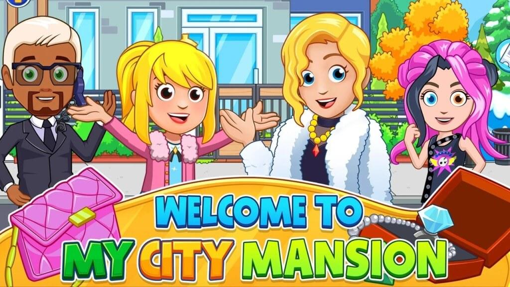 My City Особняк - погрузитесь в роскошную жизнь