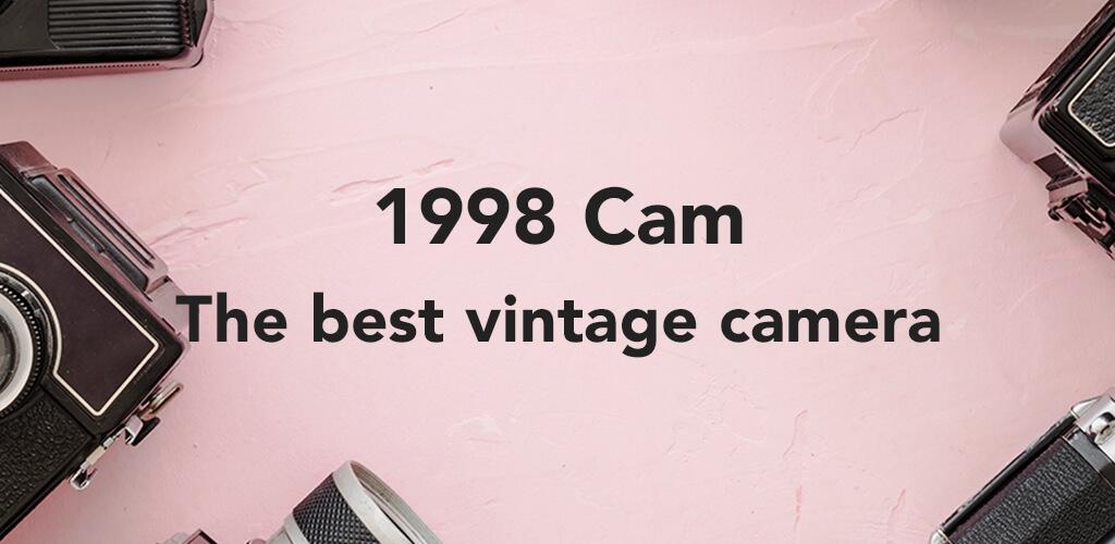 1998 Cam - отличный инструмент для редактирования фотографий