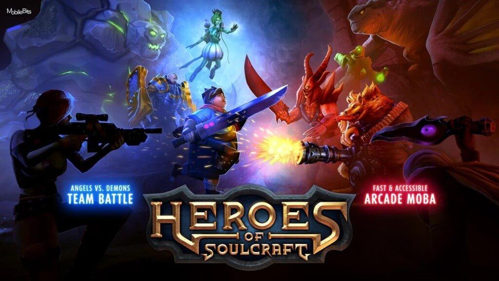 Подробнее об игре Heroes of SoulCraft