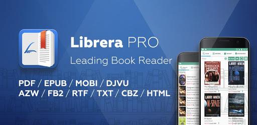 Особенности приложения Librera PRO