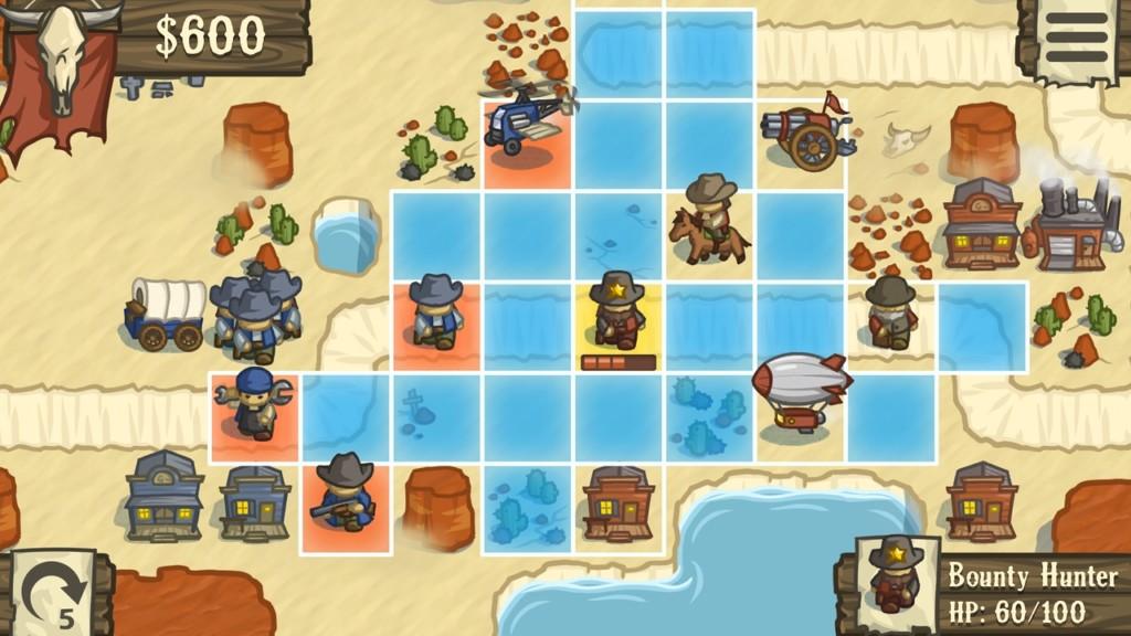 История игры Lost Frontier