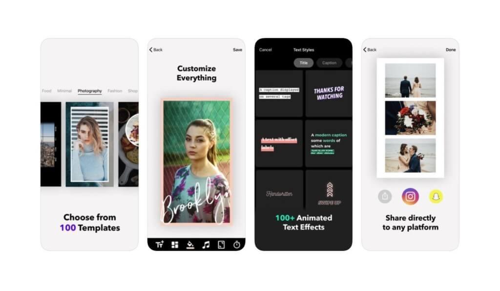 Mojo для андроид - лучший инструмент для редактирования Story