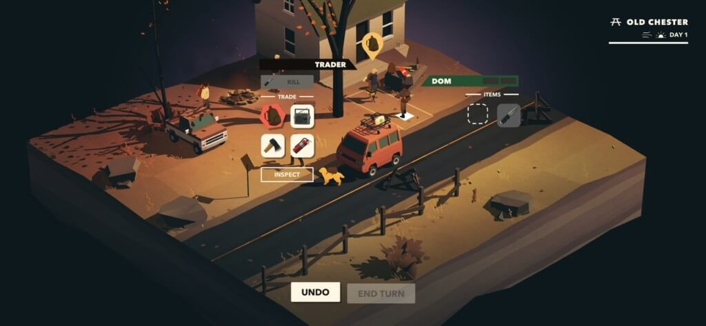 Сюжет игры Overland для андроид