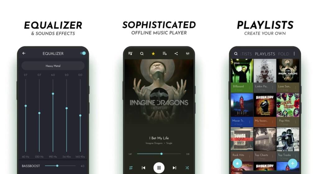 Что такое музыкальный проигрыватель PowerAudio Pro Music Player?