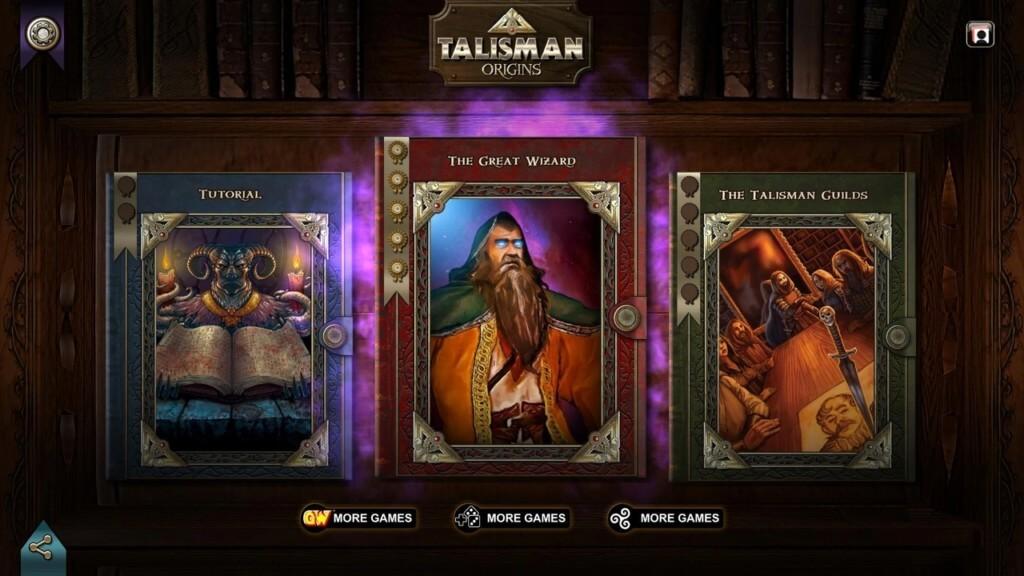 Сюжет игры Talisman Origins