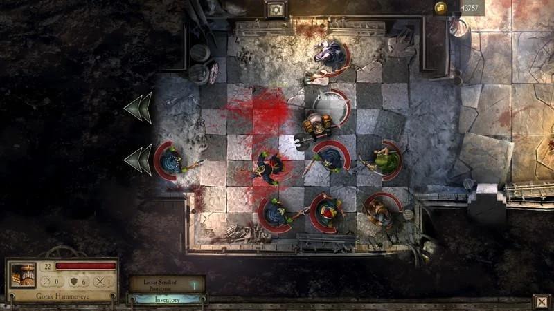 Подробнее об игре Warhammer Quest