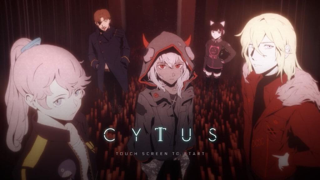 Сюжет в игре Cytus II