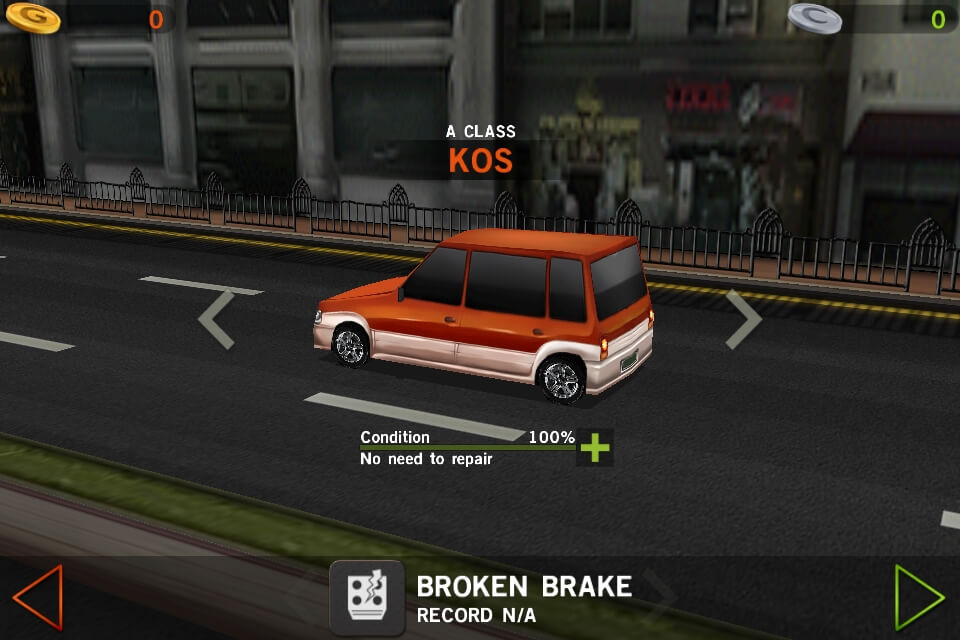 Dr. Driving на андроид - реальное вождение