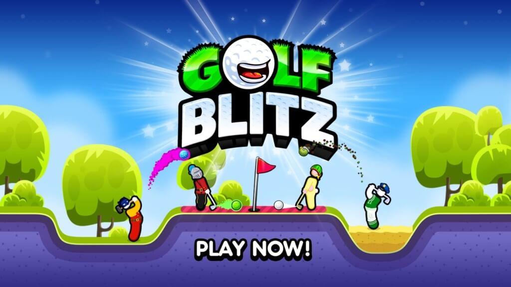Подробнее об игре Golf Blitz