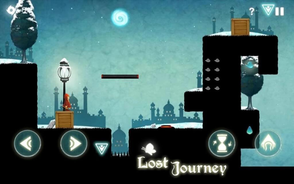 Сюжет Lost Journey (В поисках памяти)