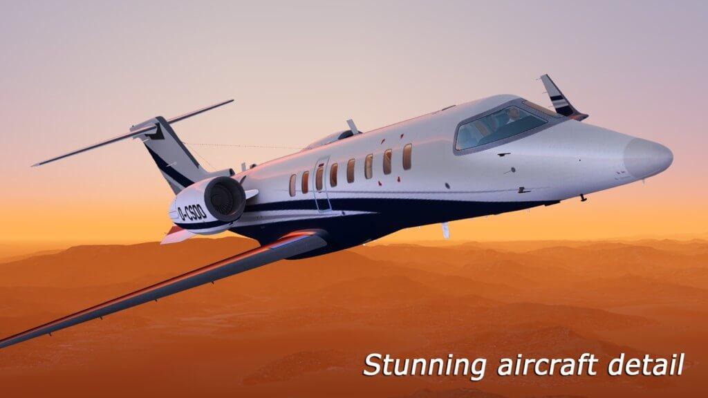 Механика Aerofly 2 Flight Simulator