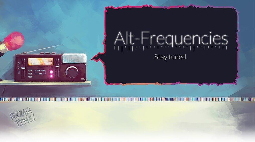 Сюжет игры Alt-Frequencies