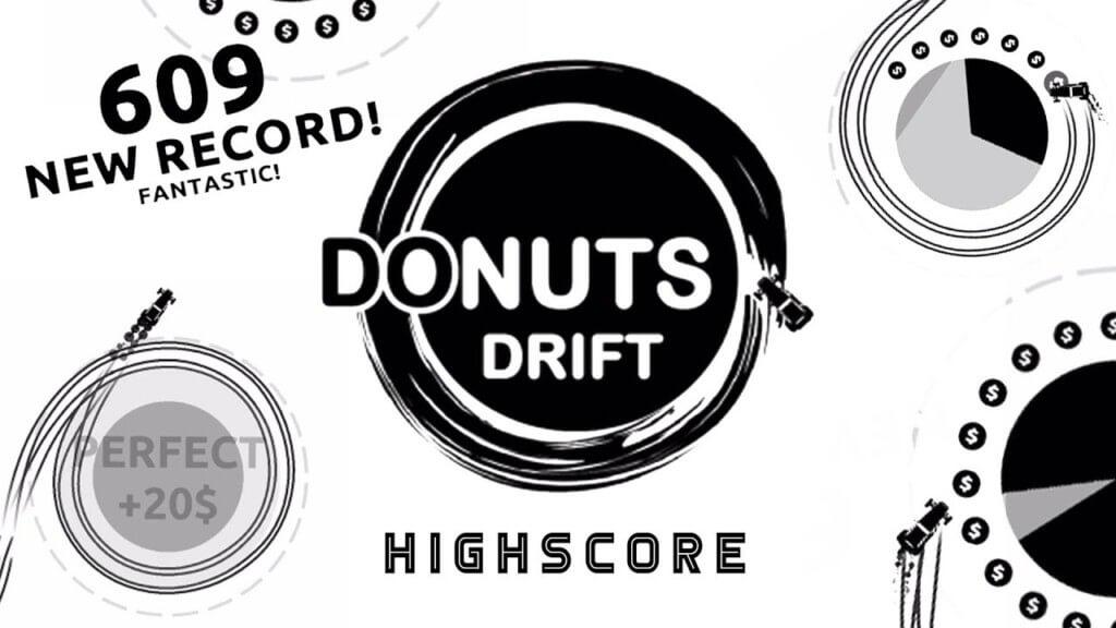 Подробнее об игре Donuts Drift
