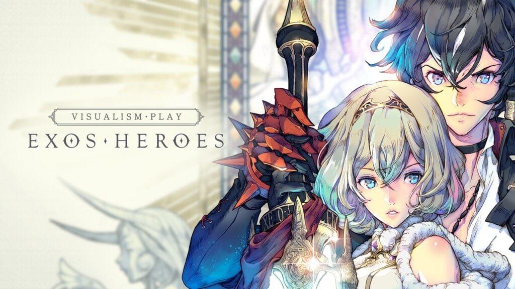 Подробнее об игре Exos Heroes