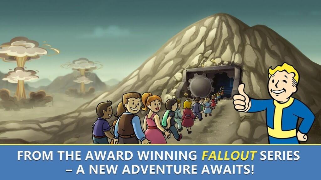 Сюжет в Fallout Shelter Online