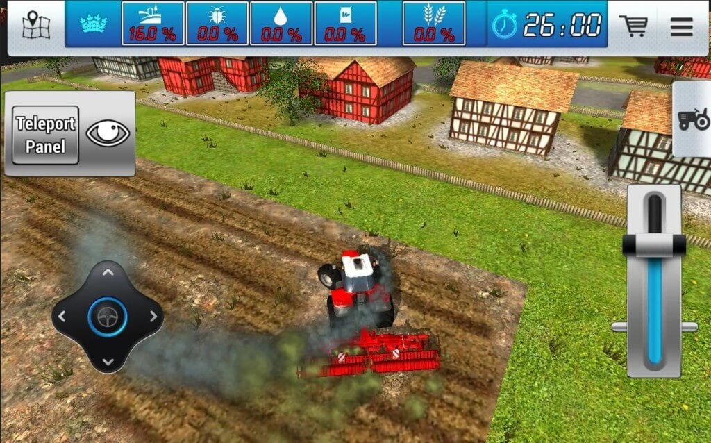 Механика Farm Expert 2018 Mobile
