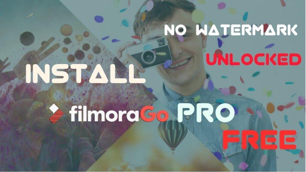 Подробнее об FilmoraGo