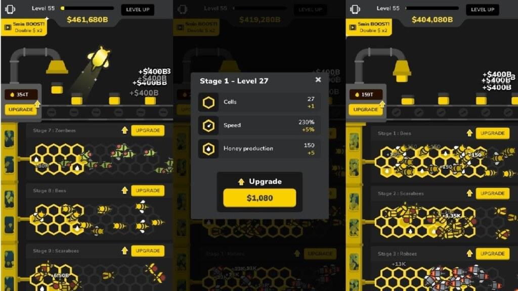 Стоит ли скачивать Пчелиная фабрика на андроид?