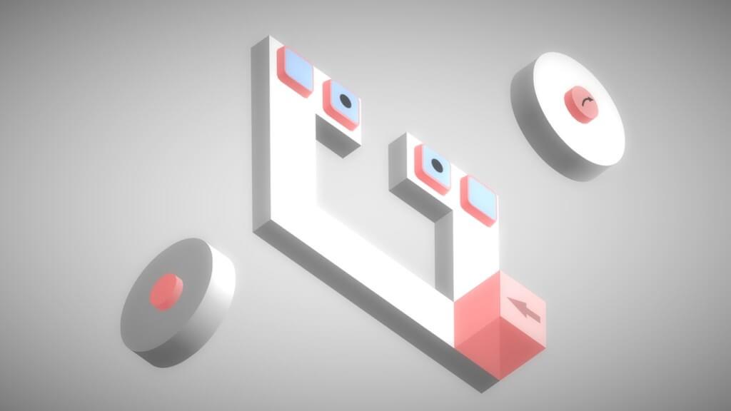Механика игры PUSH на андроид