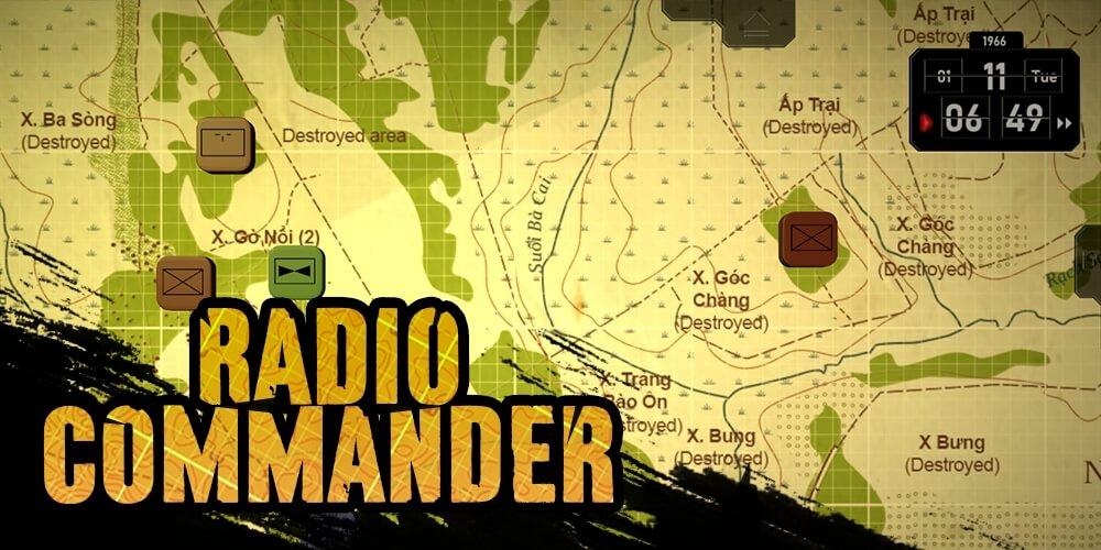 Геймплей игры Radio Commander