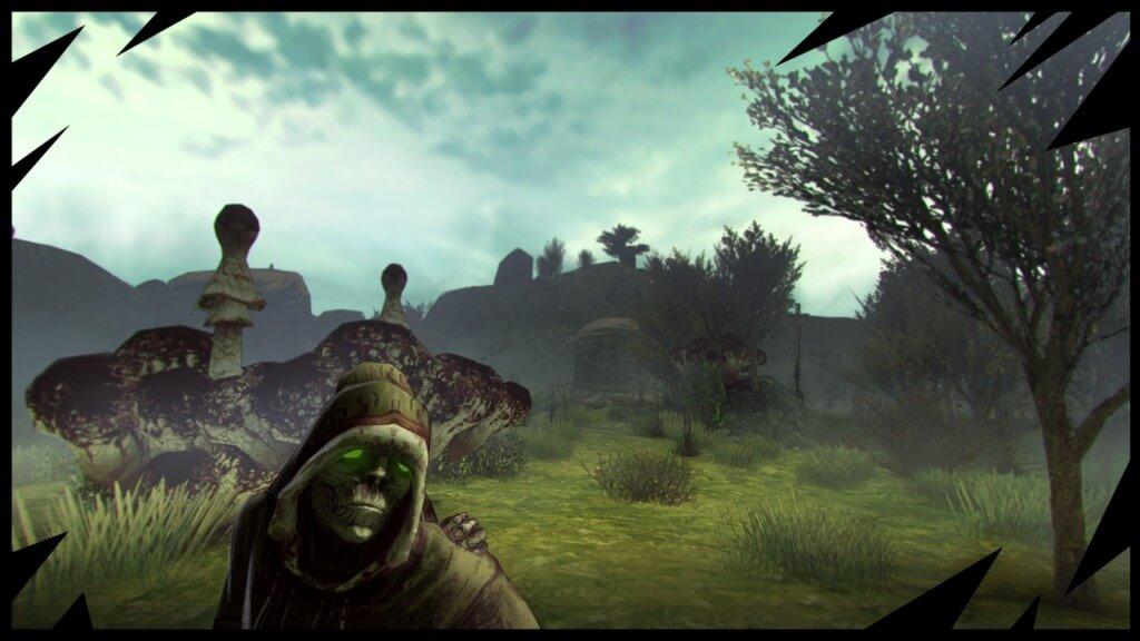 Геймплей игры Shadow of Kurgansk