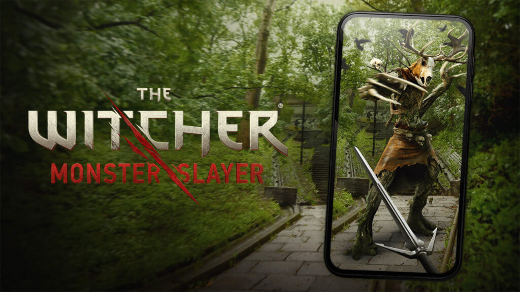 Сюжет игры The Witcher Monster Slayer