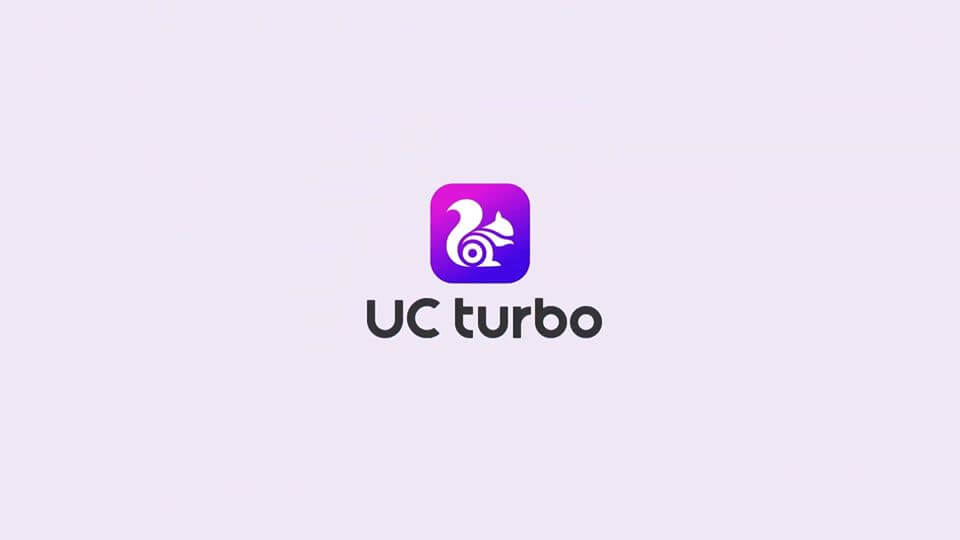 UC Browser Turbo - современный интерфейс
