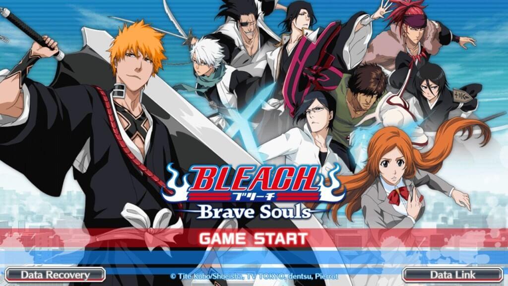 Подробнее об игре BLEACH Brave Souls
