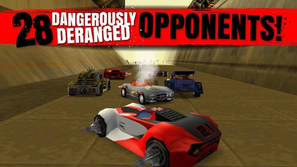 Carmageddon на андроид - подробнее об игре