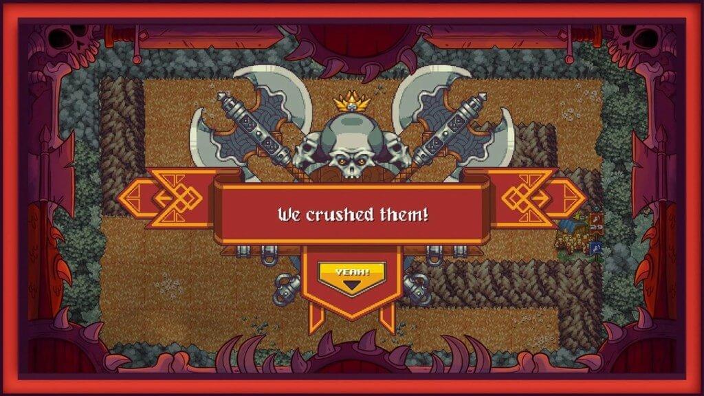 Сюжет игры Crush Your Enemies