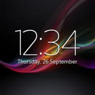 Digital Clock Widget Xperia 6.0.3.409