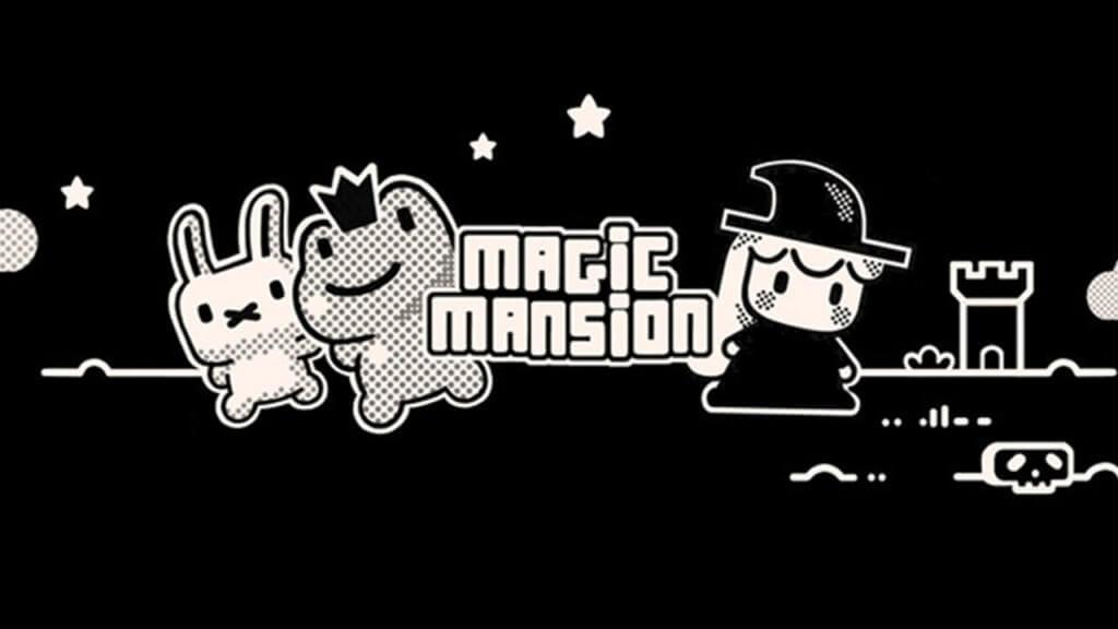История игры Magic Mansion