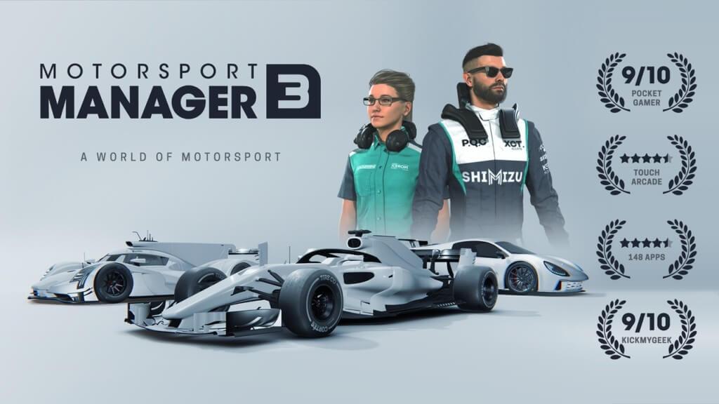 Механика игры Motorsport Manager Mobile 3