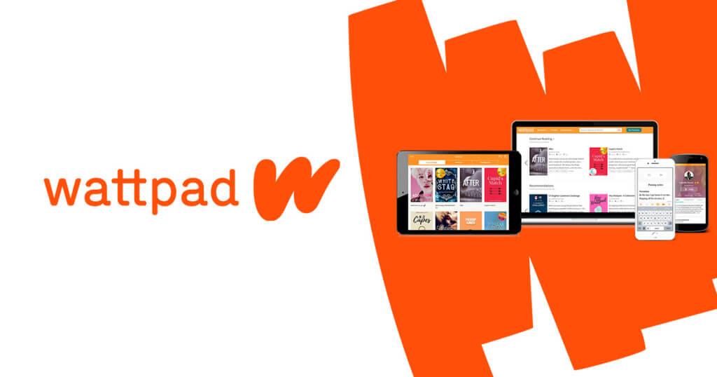 Wattpad на андроид - миниатюрный книжный шкаф в вашем телефоне