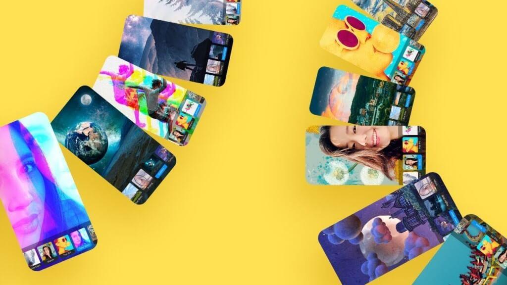 Adobe Photoshop Camera - мощные инструменты с уникальными фильтрами