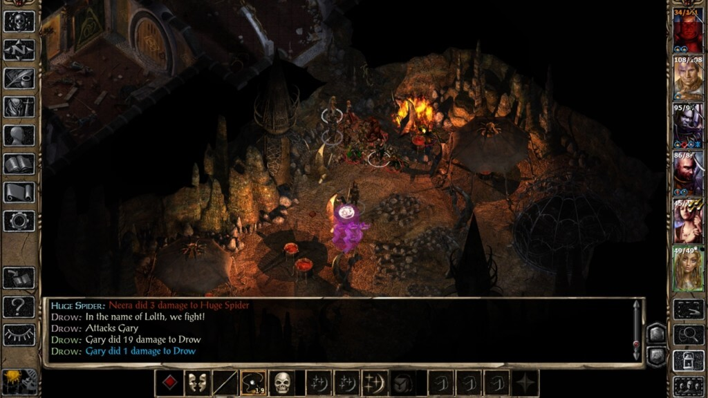 Подробнее об игре Baldurs Gate II Enhanced Edition