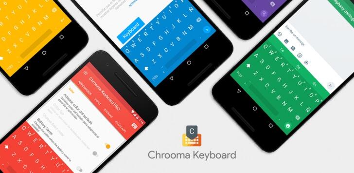 Подробности о Chrooma Keyboard