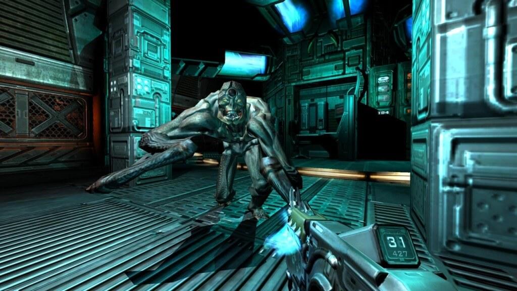 Сюжет в Doom 3 BFG Edition